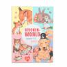 Mama's and Baby's Sticker - World
