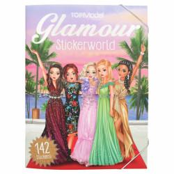 Top Model Glamour Stickerworld