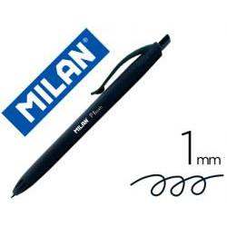 Bolígrafo Milan P1 Touch Negro