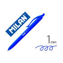 Bolígrafo Milan P1 Touch Azul
