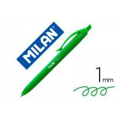 Bolígrafo Milan P1 Touch Verde