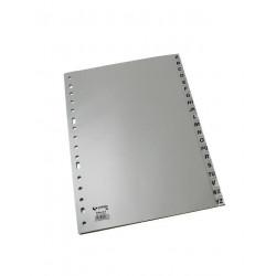 Abecedario folio plástico Grafoplas
